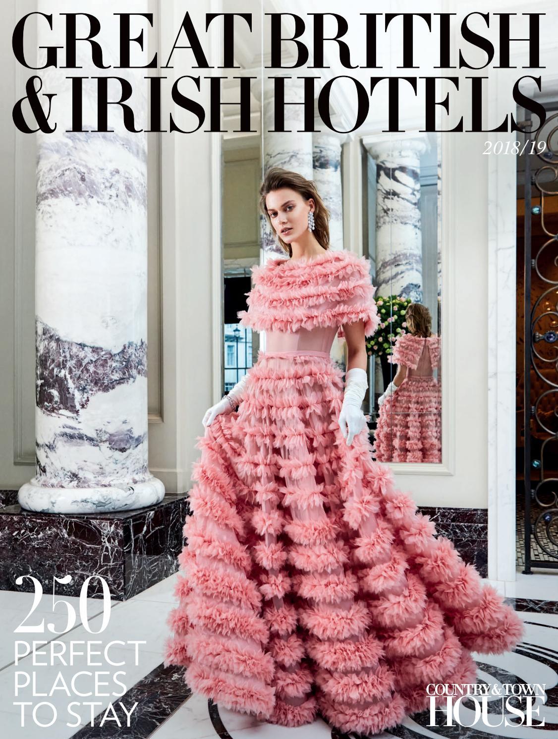 Great British u0026 Irish Hotels 201819 by