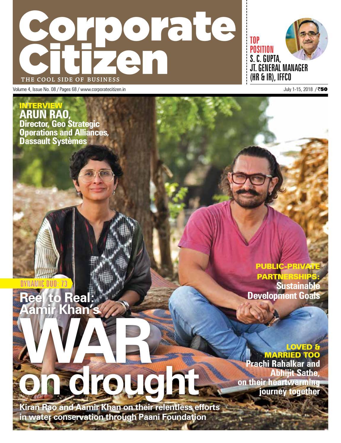 Volume4 issue 8 corporate citizen by Corporate Citizen - issuu