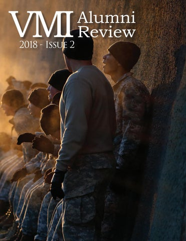 2018 Issue 2 Vmi Alumni Review By Vmi Alumni Agencies Issuu
