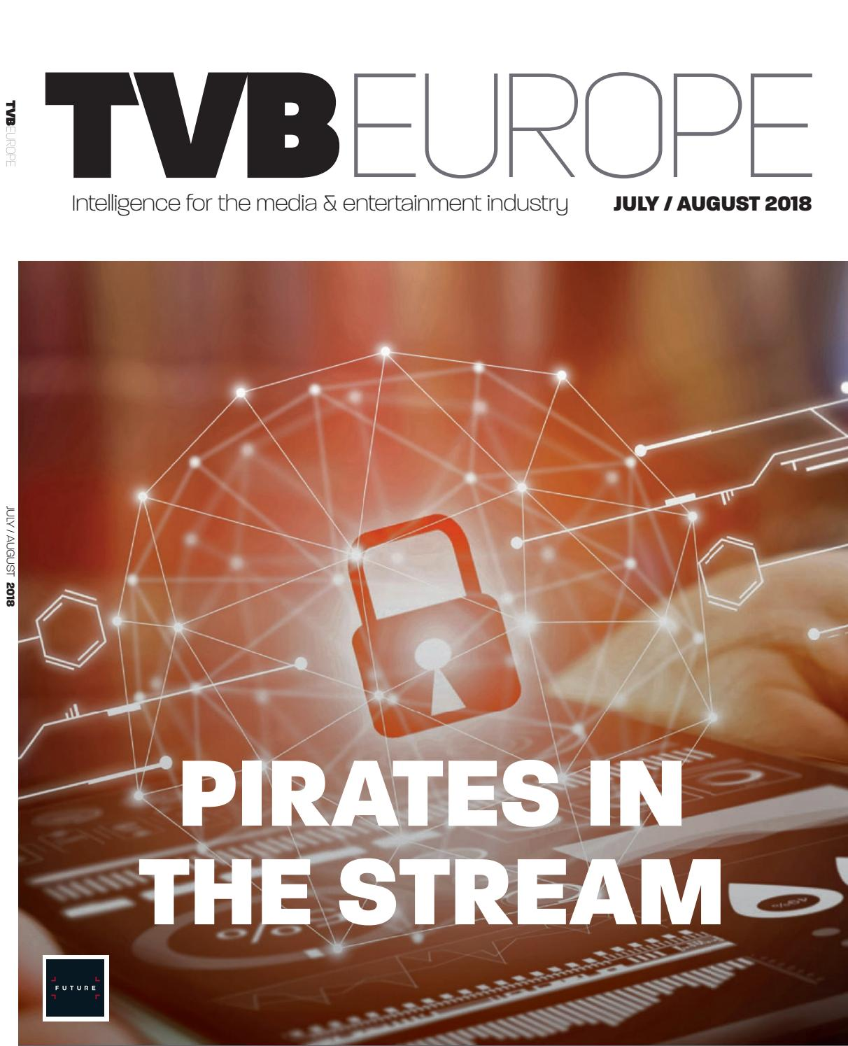 TVBE July / August 2018 by Future PLC - issuu
