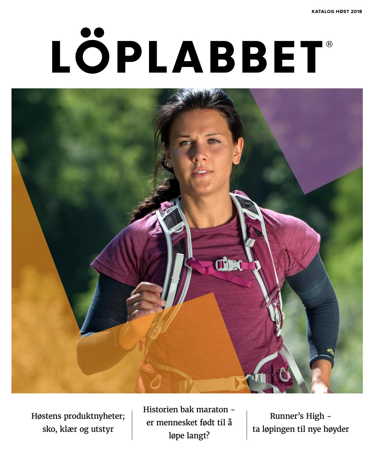855e6629 Löplabbets høstkatalog 2018 by Löplabbet AS - issuu