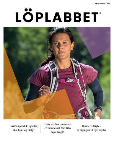 87e2ffa5 Löplabbets høstkatalog 2018 by Löplabbet AS - issuu