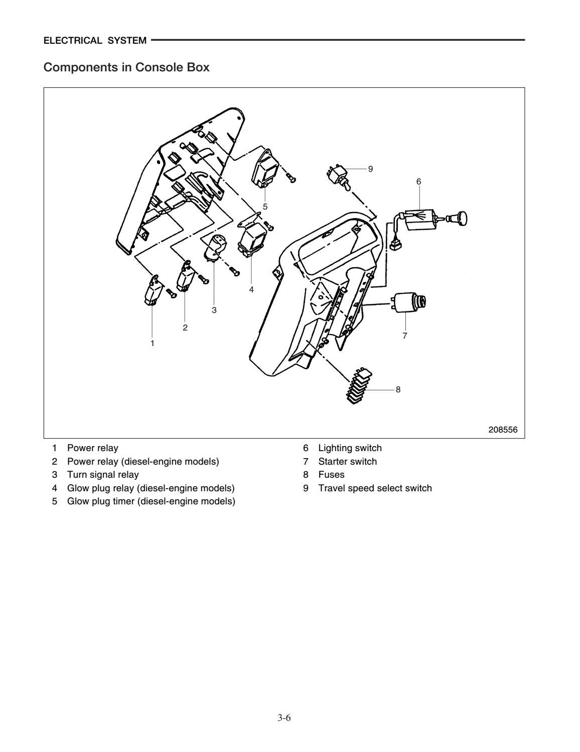 6 5 diesel glow plug wiring diagram caterpillar cat dp50k forklift lift trucks chassis and mast  caterpillar cat dp50k forklift lift