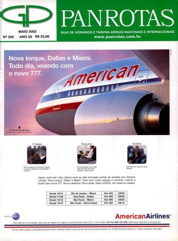 d8101e14ea4 Guia PANROTAS - Edição 350 - Maio 2002 by PANROTAS Editora - issuu