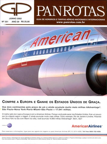 Guia PANROTAS - Edição 351 - Junho 2002 by PANROTAS Editora - issuu 9928d2bbf3562