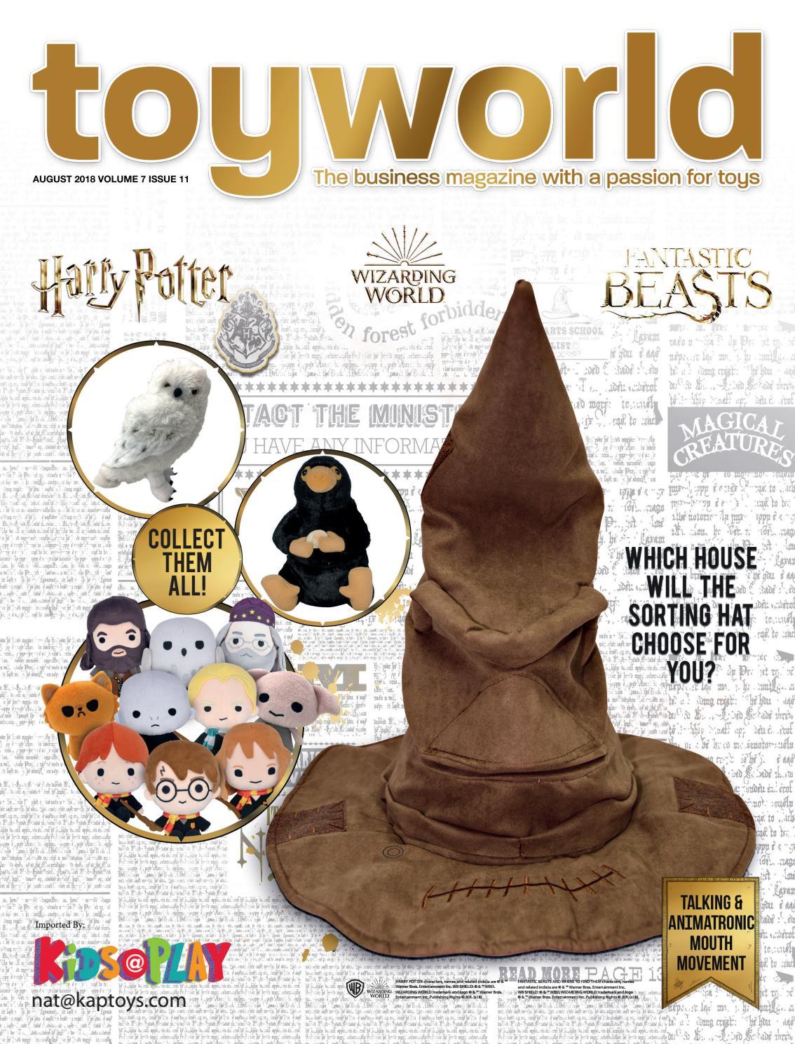 Toy World August 2018 by TOYWORLD MAGAZINE - issuu