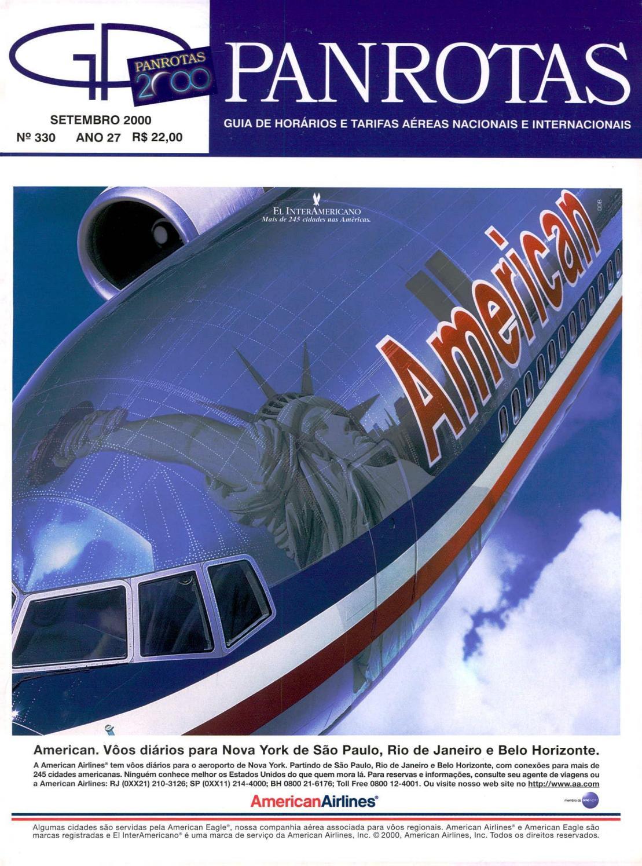 4ba487d70fb Guia PANROTAS - Edição 330 - Setembro 2000 by PANROTAS Editora - issuu