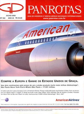 Guia PANROTAS - Edição 352 - Julho 2002 by PANROTAS Editora - issuu e45d101849e
