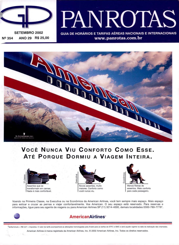 382b6c88a Guia PANROTAS - Edição 354 - Setembro 2002 by PANROTAS Editora - issuu