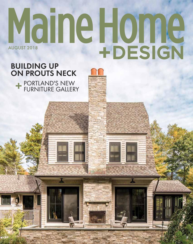 August 2018 By Maine Magazine Issuu Besides Mini Split System Wiring Diagram Also Chamberlain Garage Door
