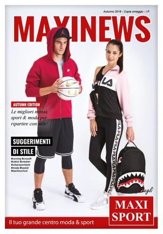 558e773fe4e1 Maxinews Autunno 2018 by Maxi Sport - issuu