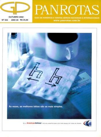 Guia PANROTAS - Edição 355 - Outubro 2002 by PANROTAS Editora - issuu 9e064753a0