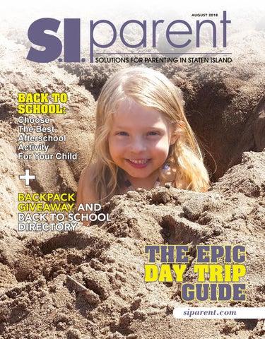 b4c2aae5c8f081 Staten Island Parent Magazine August 2018 by Staten Island Parent ...