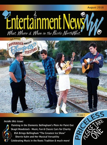 Entertainment News NW-August 2018 by Entertainment News NW
