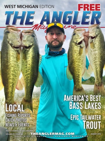 Coastal Angler Magazine - August / West Michigan by Coastal