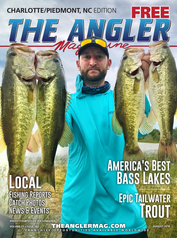 The Angler Magazine - August / Charlotte by Coastal Angler