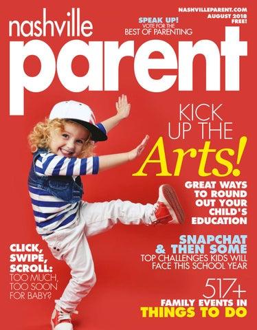 10942187169e2 Nashville Parent magazine August 2018 by Day Communications DayCom ...