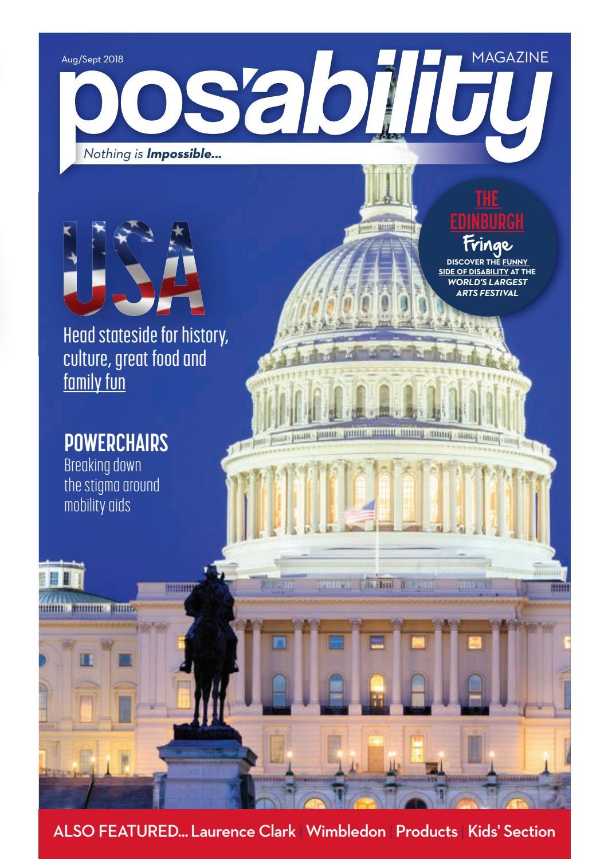 6c0dddfe PosAbility Magazine August 2018 by 2A Publishing - issuu