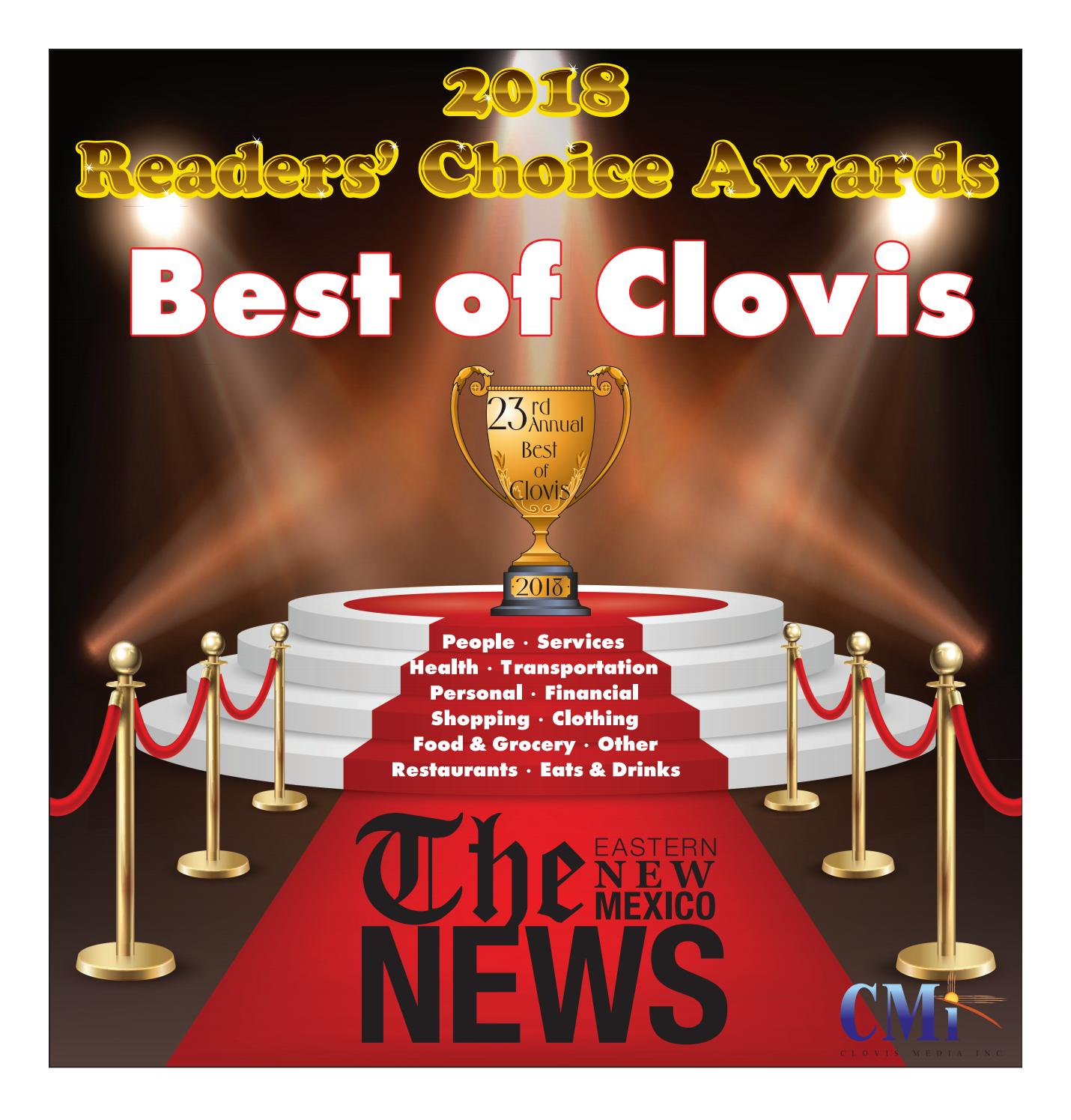 Best Of Clovis 2018 By Clovis Portales Quay Issuu