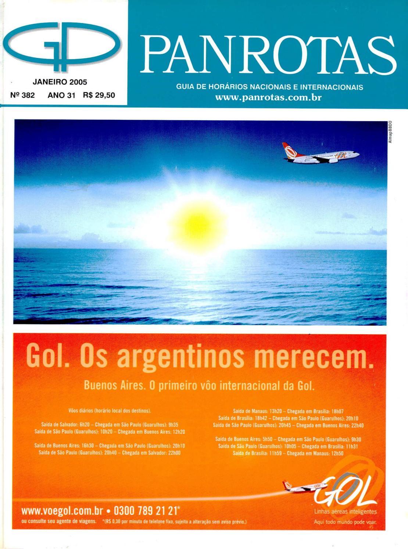 80da7a8f32ddd Guia PANROTAS - Edição 382 - Janeiro 2005 by PANROTAS Editora - issuu