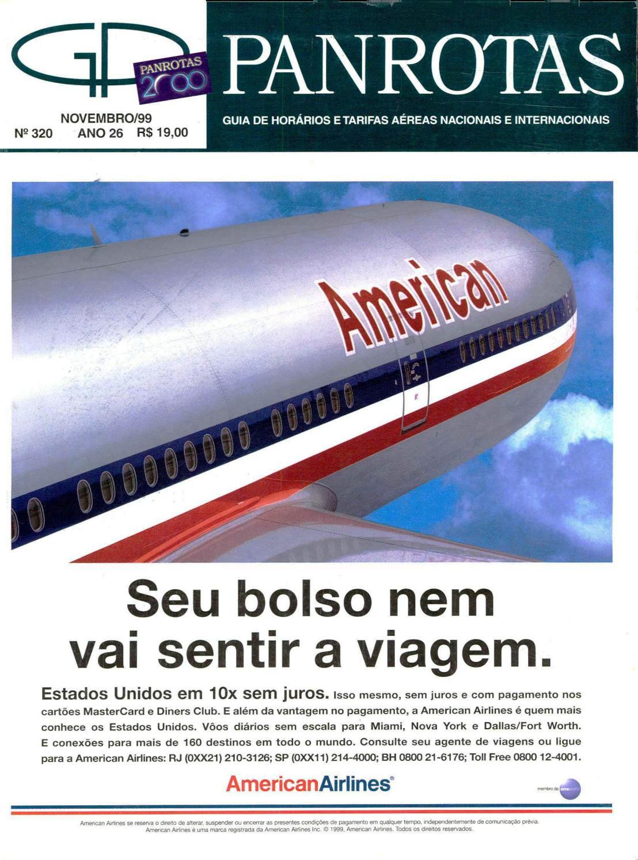 5f36cdc88ee Guia PANROTAS - Edição 320 - Novembro 1999 by PANROTAS Editora - issuu
