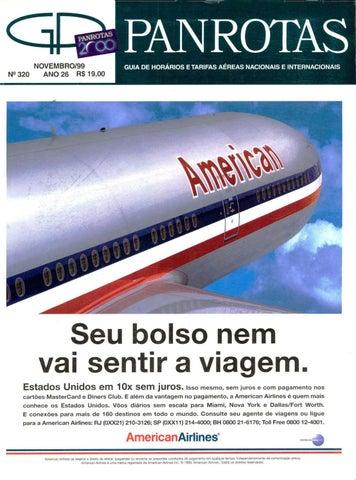 Guia PANROTAS - Edição 320 - Novembro 1999 by PANROTAS Editora - issuu 8de7b77f310