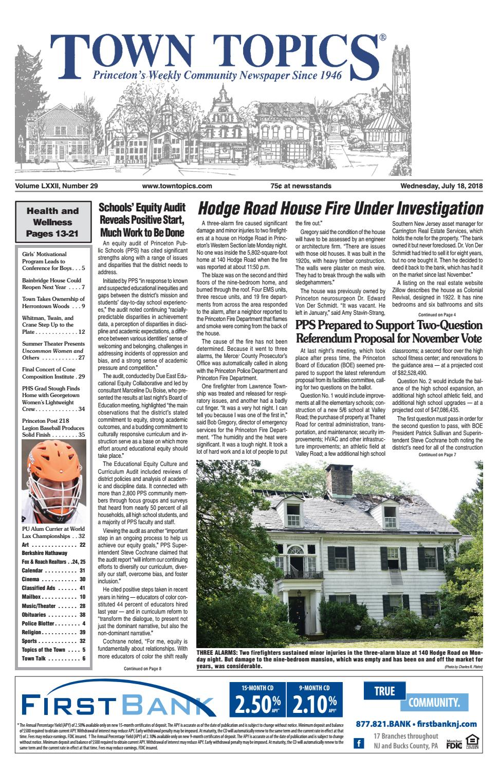 e830af5931218 Town Topics Newspaper - July 18