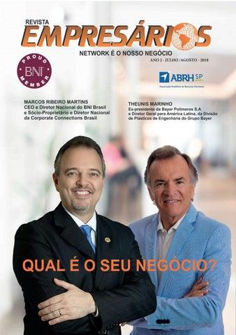 399295e75 Conheça a Revista Nasceu em 2015 com o objetivo de realizar a troca de  informações para o público empresarial voltada a incentivar o  empreendedorismo ...