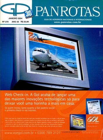 2883818898 Guia PANROTAS - Edição 370 - Janeiro 2004 by PANROTAS Editora - issuu