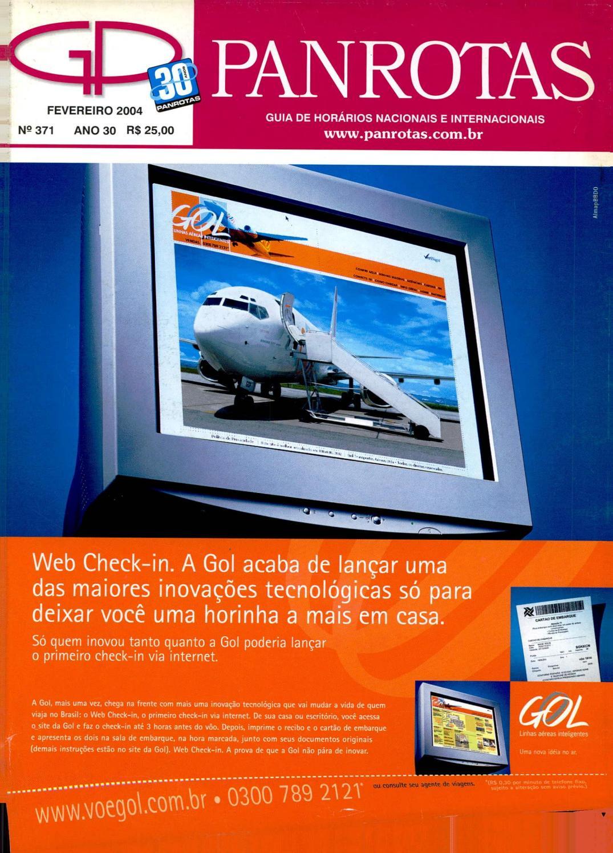 b410aff7f202a Guia PANROTAS - Edição 371 - Fevereiro 2004 by PANROTAS Editora - issuu