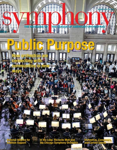Symphony Summer 2018 by League of American Orchestras - issuu