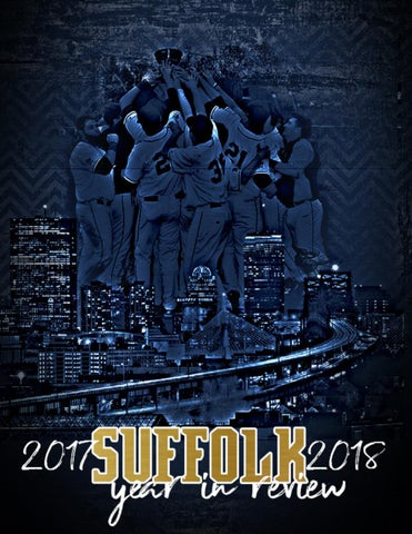 2017 18 Suffolk Athletics Year In Review By Suffolk University