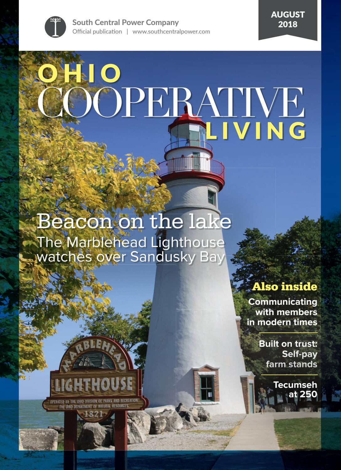Ohio Cooperative Living - August 2018 - South Central by