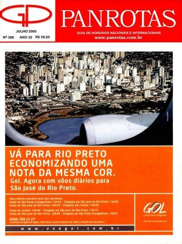 7a91138de Guia PANROTAS - Edição 388 - Julho/2005 by PANROTAS Editora - issuu