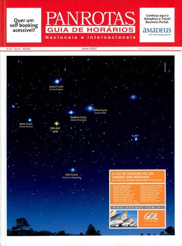 a7b746d8f8 Guia PANROTAS - Edição 412 - Julho 2007 by PANROTAS Editora - issuu