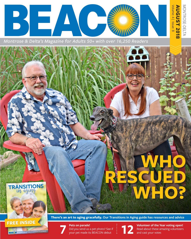 Montrose Delta Beacon August 2018 By Senior Newspaper Issuu Snap Circuits Repair Haha Bird