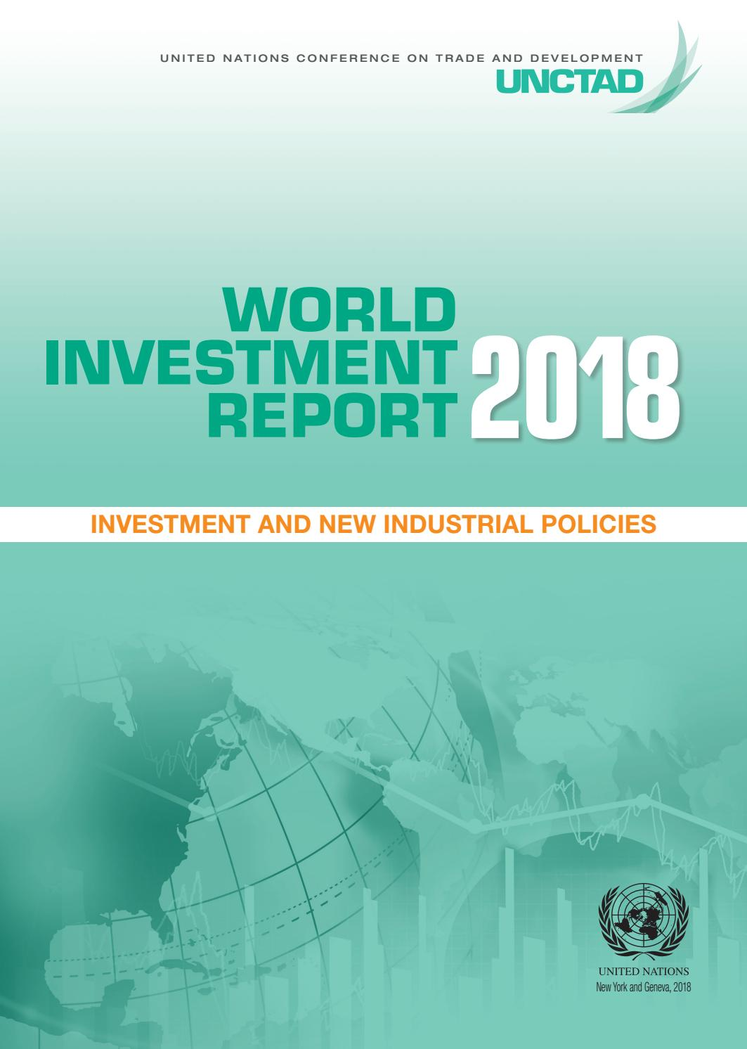 World Investment Report 2018 by United Nations Publications - issuu