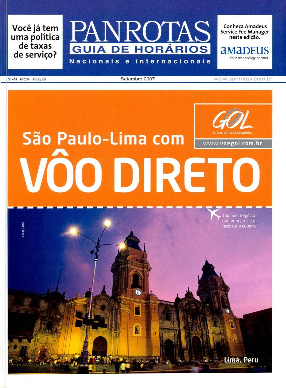 7aded8f4299 Guia PANROTAS - Edição 414 - Setembro 2007 by PANROTAS Editora - issuu