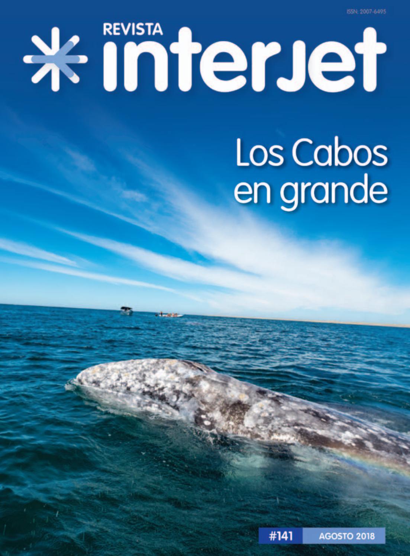 Revista Interjet Agosto 2018 by Interjet - issuu