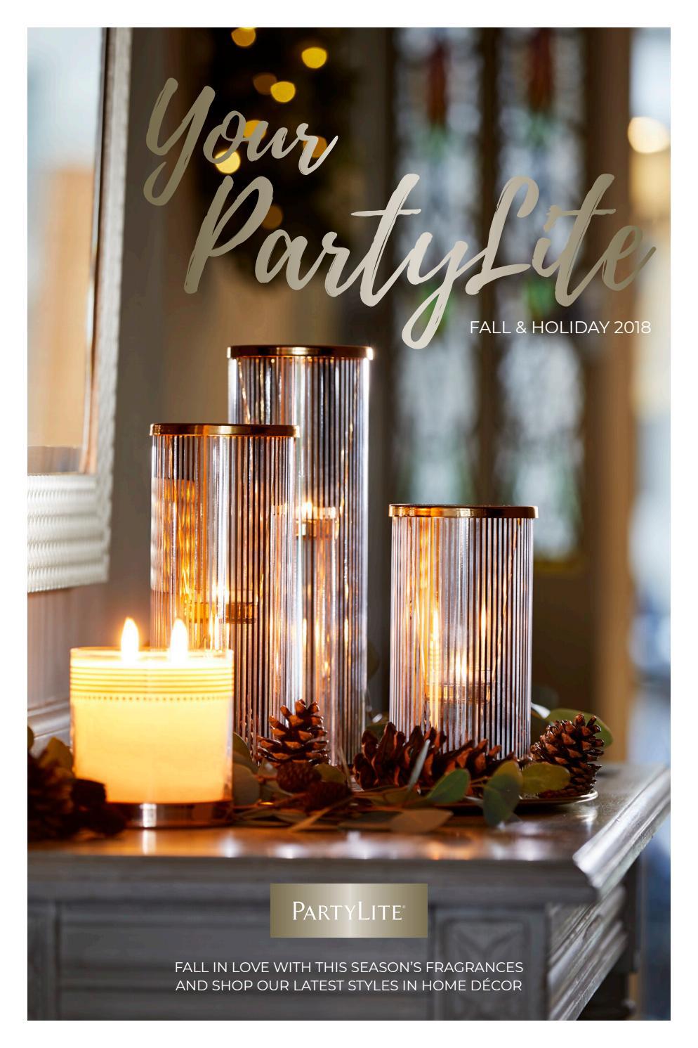 PartyLite Votive Candles Seaside Mist 6 pk