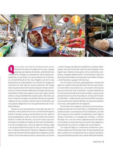 Page 11 of Brevísima historia del Mercado de San Juan