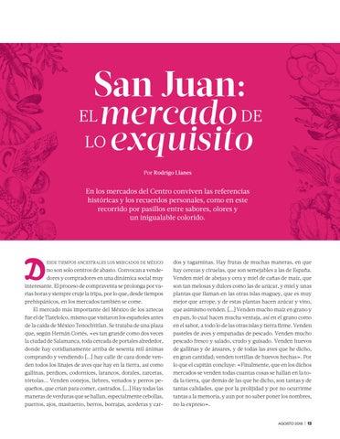 Page 15 of San Juan: el mercado de lo exquisito