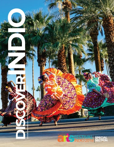 Discover Indio Annual Guide by Greater Coachella Valley