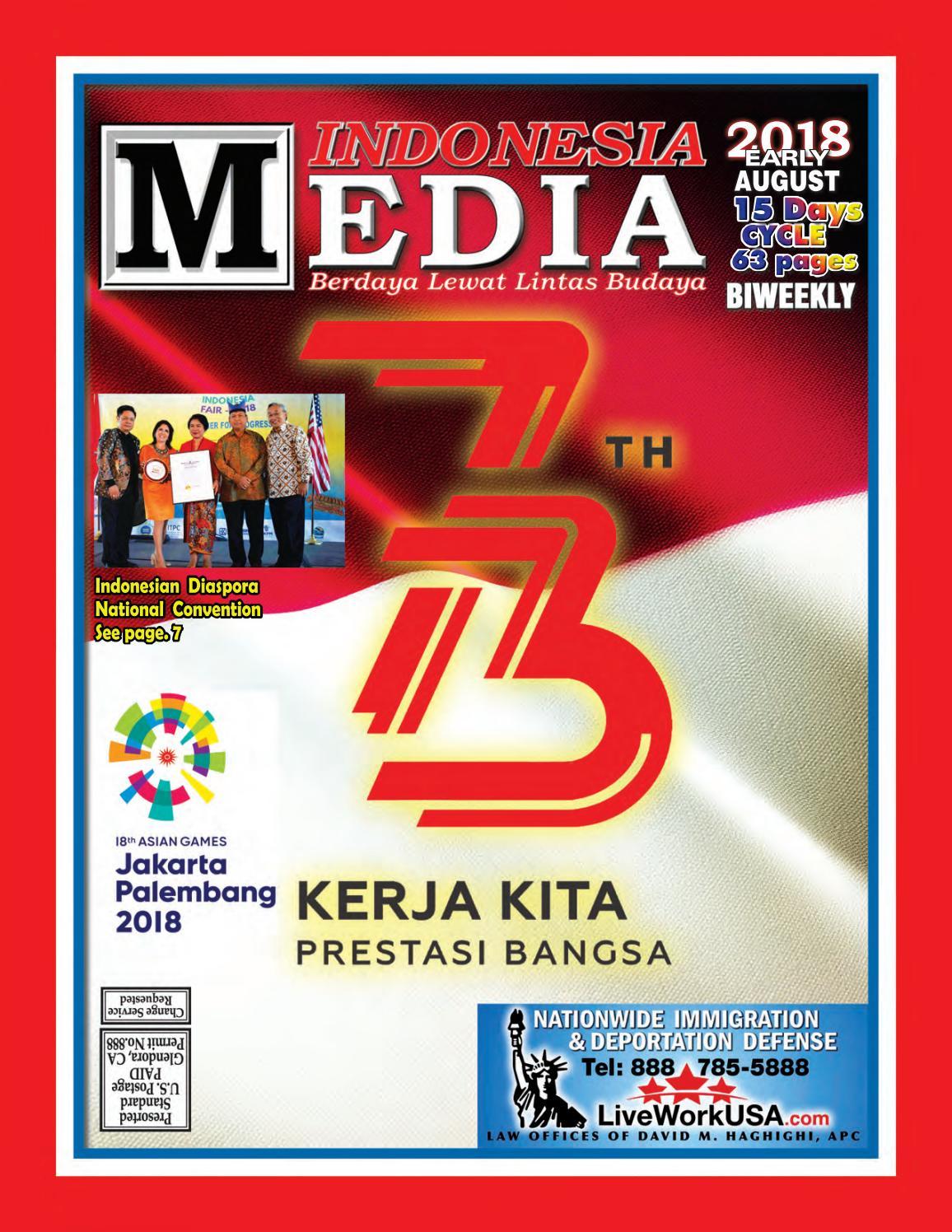 Indonesia Media Issue Early August 2018 By Issuu Produk Ukm Bumn Batik Lengan Panjang Parang Toko Ngremboko