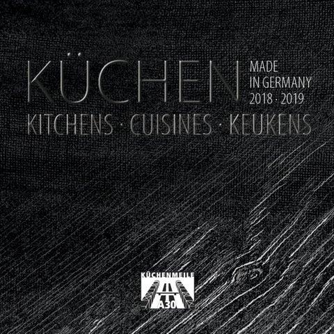 Kuchenmeile 2018 2019 By Fachschriften Verlag Issuu