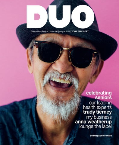 Duo Magazine August 2018 By Duo Magazine Issuu