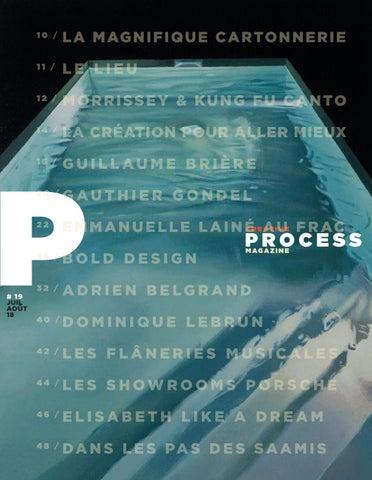 Process 19 By CREATIVE PROCESS MAGAZINE