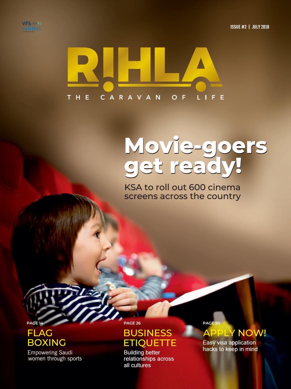 Rihla - Issue 02 by Rihla - issuu
