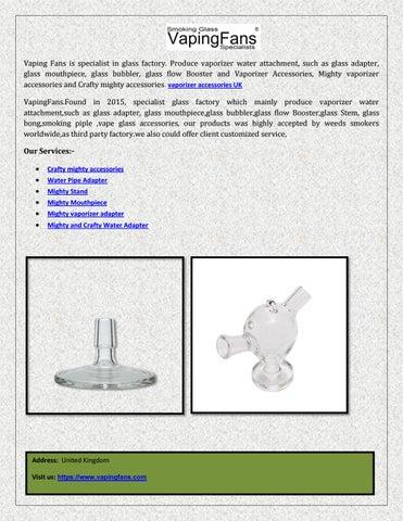 vaporizer accessories UK by pixeldirekt - issuu