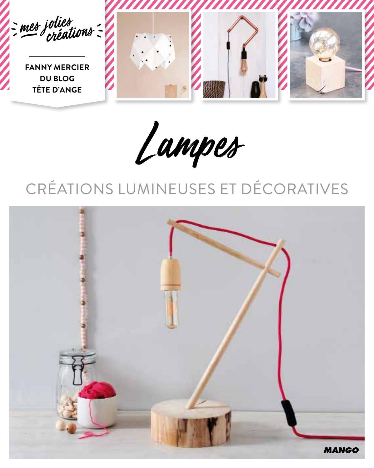 Lampes Créations Lumineuses Et Décoratives By Fleurus